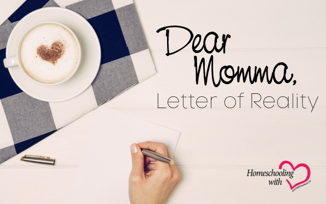 letter of reality