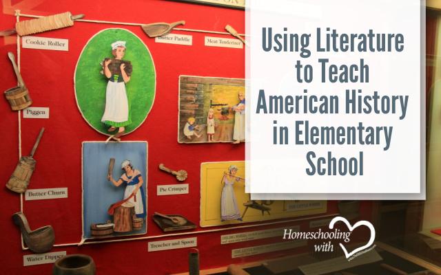 literature to teach american history