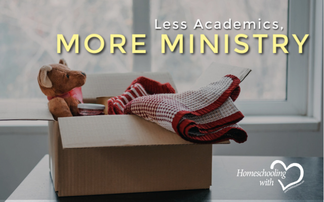homeschool ministry