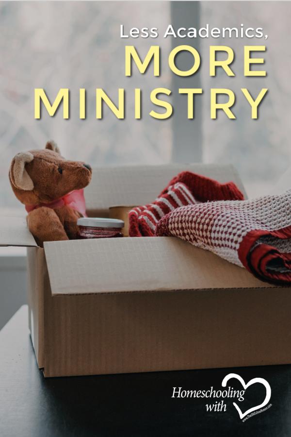homeschool ministry