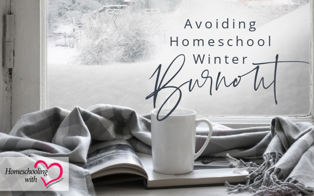 winter burnout