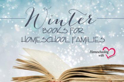 winter books for homeschool