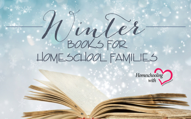 winter books for homeschool