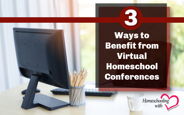virtual homeschool conferences
