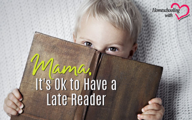 late reader