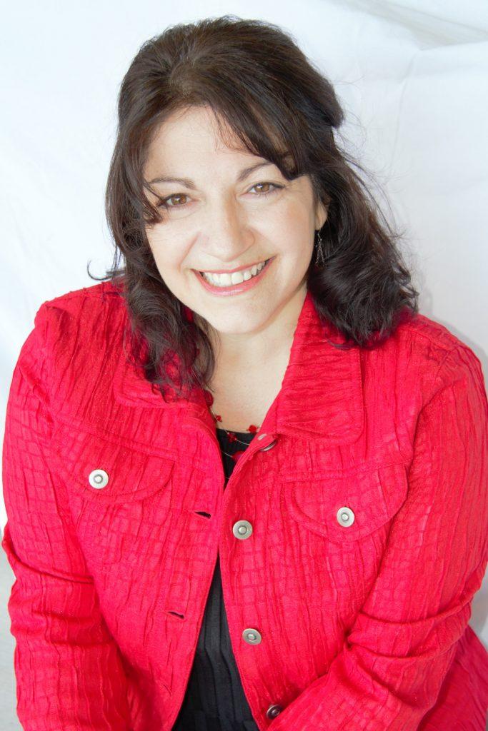 Sherri Seligson, homeschool curriculum author, speaker, and veteran of homeschooling teenagers