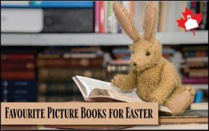 living books for Easter