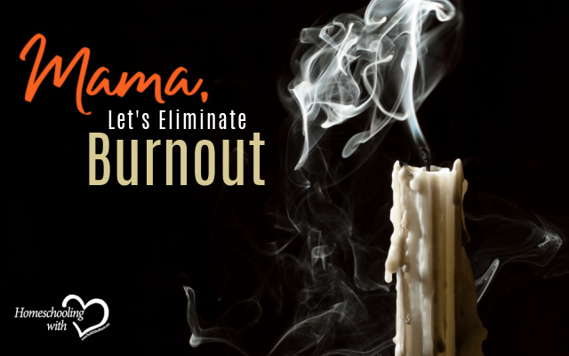 eliminate burnout