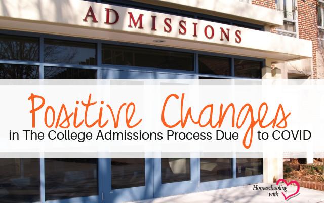 college admissions covid