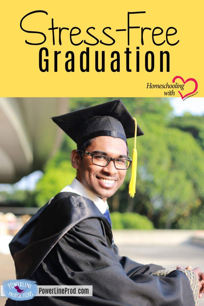 stress-free graduation