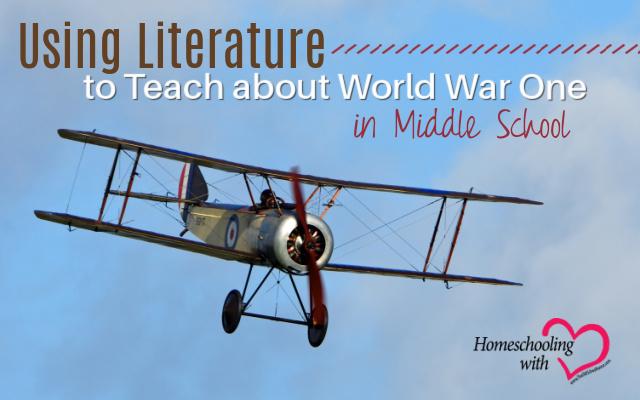 teach about world war one