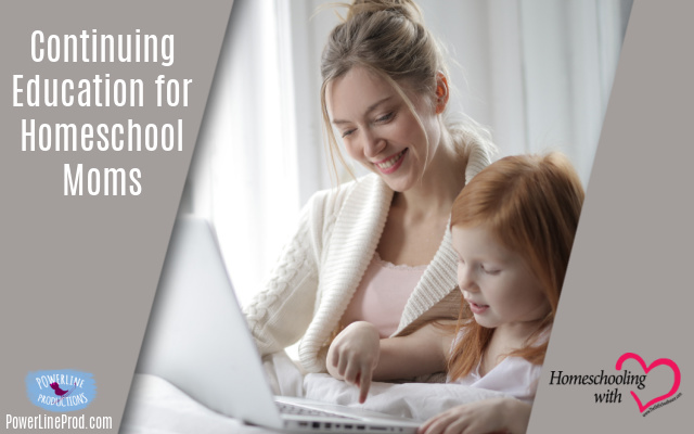 continuing education for homeschool
