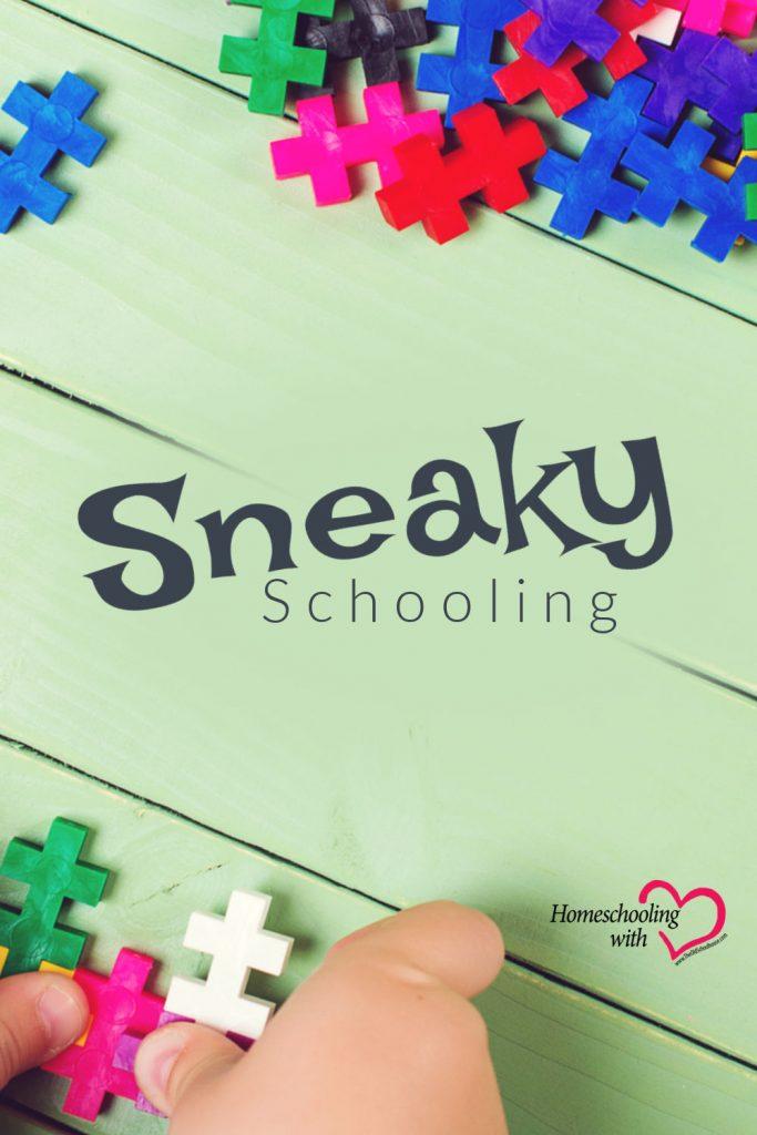 sneaky schooling