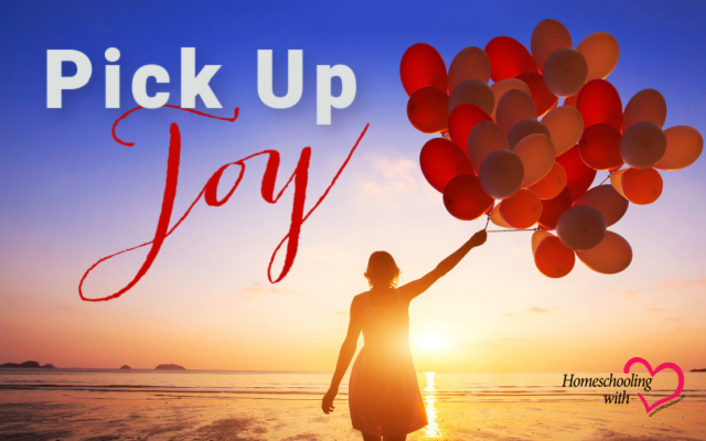 pick up joy