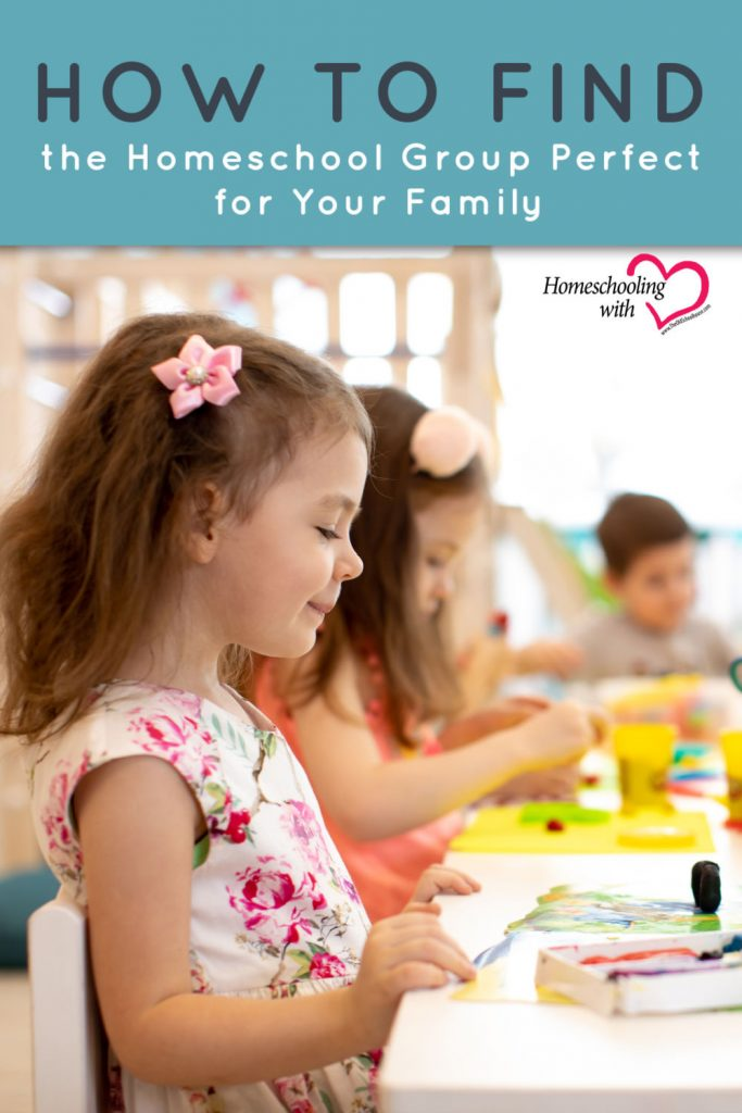 How to Find the Homeschool Group Perfect for Your Family
