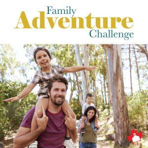Summer 2021 family challenge