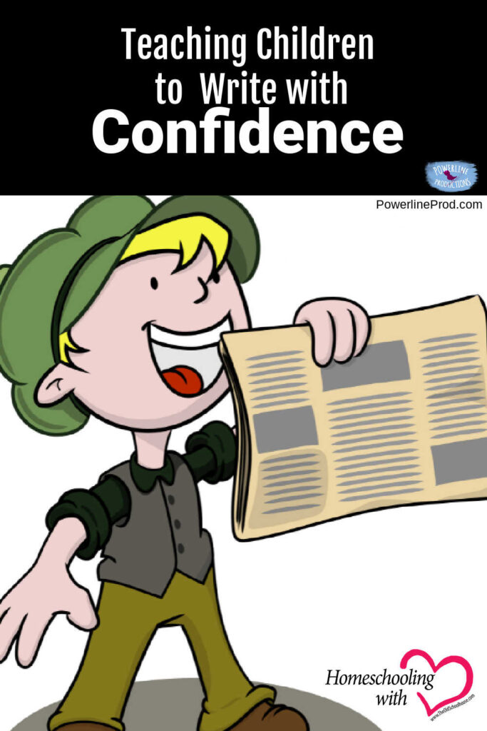 Teaching Children to Write With Confidence