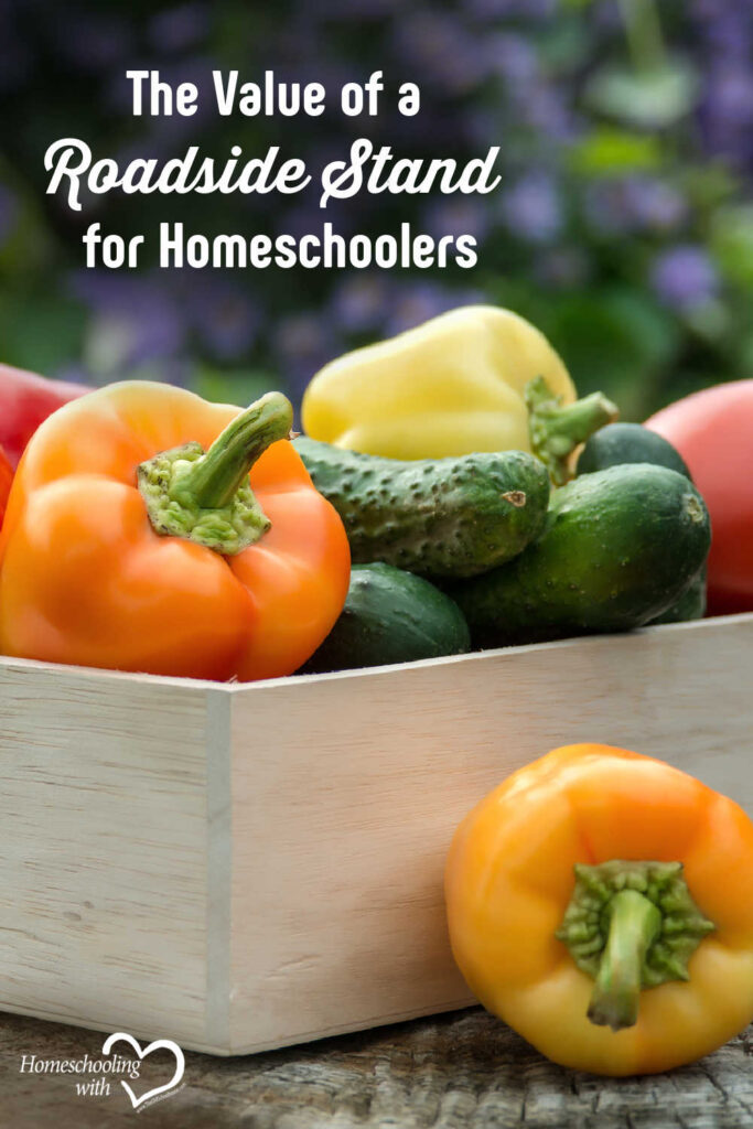 The Value of a Roadside Stand for Homeschoolers